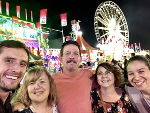 Karen attended Arizona State Fair Armed Forces Day - Tickets Are Only Good for Oct. 19 - *See Notes on Oct 19th 2018 via VetTix