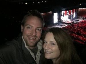 Nate attended Ed Sheeran: 2018 North American Stadium Tour - Pop on Oct 13th 2018 via VetTix