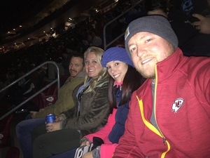 Chad attended Ed Sheeran: 2018 North American Stadium Tour - Pop on Oct 13th 2018 via VetTix