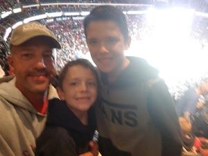 matthew attended Arizona Coyotes vs. Buffalo Sabres - NHL on Oct 13th 2018 via VetTix