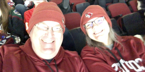 Chris attended Arizona Coyotes vs. Buffalo Sabres - NHL on Oct 13th 2018 via VetTix