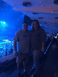 Allen attended Old Dominion Happy Endings World Tour on Oct 4th 2018 via VetTix