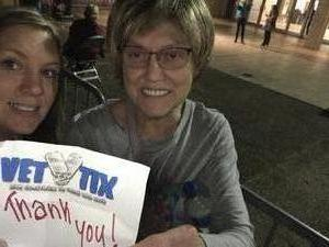 Kathleen attended Old Dominion Happy Endings World Tour on Oct 4th 2018 via VetTix