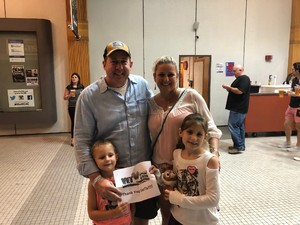 Richard attended Old Dominion Happy Endings World Tour on Oct 4th 2018 via VetTix