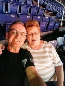 Richard attended Phoenix Suns vs. Portland Trail Blazers - NBA on Oct 5th 2018 via VetTix