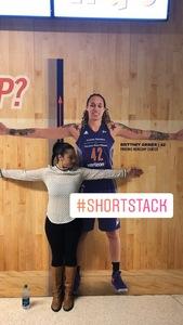 Joanna attended Phoenix Suns vs. Portland Trail Blazers - NBA on Oct 5th 2018 via VetTix