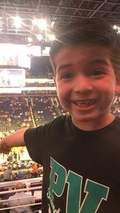 Chad attended Phoenix Suns vs. Portland Trail Blazers - NBA on Oct 5th 2018 via VetTix
