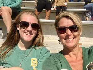 Charles attended Baylor vs. Oklahoma State - NCAA Football on Nov 3rd 2018 via VetTix