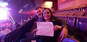 Daniel attended Bellator 207 - Mitrione vs. Bader - World Grand Prix - Live Mixed Martial Arts on Oct 12th 2018 via VetTix