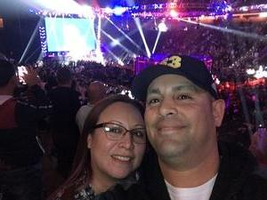 Jerry Wright attended Bellator 207 - Mitrione vs. Bader - World Grand Prix - Live Mixed Martial Arts on Oct 12th 2018 via VetTix