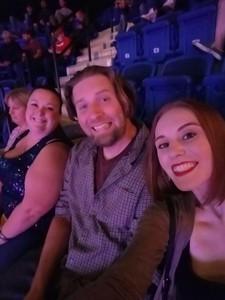 Beth attended Bellator 207 - Mitrione vs. Bader - World Grand Prix - Live Mixed Martial Arts on Oct 12th 2018 via VetTix