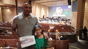 luis attended Halloween Childrens Concert 2018 - Presented by the Austin Symphony on Oct 28th 2018 via VetTix