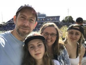 David attended Navy Midshipmen vs. Houston Cougars - NCAA Football on Oct 20th 2018 via VetTix