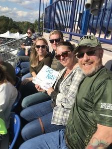 Todd attended Navy Midshipmen vs. Houston Cougars - NCAA Football on Oct 20th 2018 via VetTix
