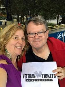 Jon attended Wmzq Fall Fest Featuring Lady Antebellum and Darius Rucker - Country on Oct 6th 2018 via VetTix