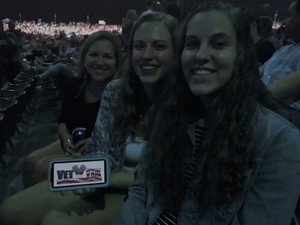 The Tufts Family attended Wmzq Fall Fest Featuring Lady Antebellum and Darius Rucker - Country on Oct 6th 2018 via VetTix