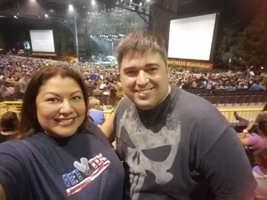 Billy attended Wmzq Fall Fest Featuring Lady Antebellum and Darius Rucker - Country on Oct 6th 2018 via VetTix