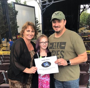 Robert attended Wmzq Fall Fest Featuring Lady Antebellum and Darius Rucker - Country on Oct 6th 2018 via VetTix