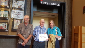 Gene attended The Phoenix Symphony- Tchaikovskyas Fourth and Rachel Barton Pine - Sunday Matinee on Oct 14th 2018 via VetTix