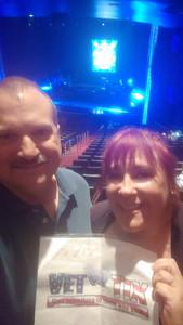 Douglas attended The Moody Blues on Oct 5th 2018 via VetTix