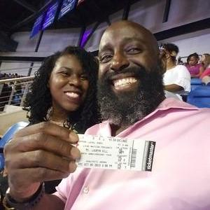 Kevin attended The Miseducation of Lauryn Hill 20th Anniversary Tour - R&b on Oct 5th 2018 via VetTix