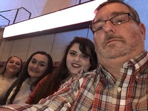 Marshall Strickland attended Jake Owen: Life's Whatcha Make It Tour - Country on Oct 6th 2018 via VetTix