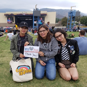 Robert attended Cal Jam 18 - Saturday Only General Admission on Oct 6th 2018 via VetTix
