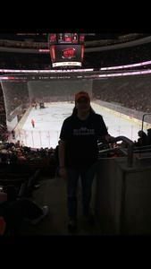 keith attended Philadelphia Flyers vs. Florida Panthers - NHL on Oct 16th 2018 via VetTix