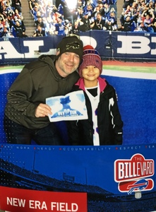 Andrew attended Buffalo Bills vs. Detroit Lions - NFL on Dec 16th 2018 via VetTix