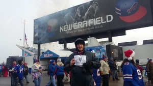 Darren attended Buffalo Bills vs. Detroit Lions - NFL on Dec 16th 2018 via VetTix