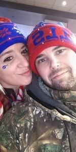 Francene attended Buffalo Bills vs. Detroit Lions - NFL on Dec 16th 2018 via VetTix