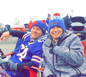 Ryan attended Buffalo Bills vs. Detroit Lions - NFL on Dec 16th 2018 via VetTix