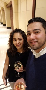 Antonio attended Trifonov Plays Prokofiev - Presented by the Chicago Symphony Orchestra on Oct 20th 2018 via VetTix