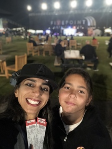 MADELYN attended Jack's 13th Show with 311, Third Eye Blind, Stone Temple Pilots, Neon Trees, Everclear and Alien Ant Farm on Oct 14th 2018 via VetTix