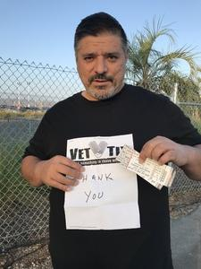Corey ruiz attended Jack's 13th Show with 311, Third Eye Blind, Stone Temple Pilots, Neon Trees, Everclear and Alien Ant Farm on Oct 14th 2018 via VetTix