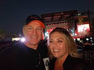 Kerry attended Jack's 13th Show with 311, Third Eye Blind, Stone Temple Pilots, Neon Trees, Everclear and Alien Ant Farm on Oct 14th 2018 via VetTix