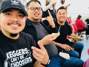 Ramon attended Jack's 13th Show with 311, Third Eye Blind, Stone Temple Pilots, Neon Trees, Everclear and Alien Ant Farm on Oct 14th 2018 via VetTix