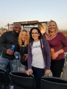 Hollie attended Jack's 13th Show with 311, Third Eye Blind, Stone Temple Pilots, Neon Trees, Everclear and Alien Ant Farm on Oct 14th 2018 via VetTix