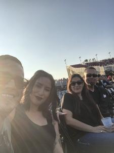 Eric attended Jack's 13th Show with 311, Third Eye Blind, Stone Temple Pilots, Neon Trees, Everclear and Alien Ant Farm on Oct 14th 2018 via VetTix