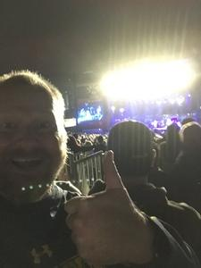 Shaun attended Jack's 13th Show with 311, Third Eye Blind, Stone Temple Pilots, Neon Trees, Everclear and Alien Ant Farm on Oct 14th 2018 via VetTix