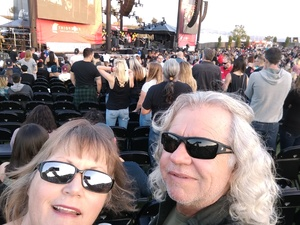 Janice attended Jack's 13th Show with 311, Third Eye Blind, Stone Temple Pilots, Neon Trees, Everclear and Alien Ant Farm on Oct 14th 2018 via VetTix