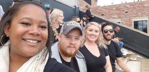 Jacob attended Colorado Buffaloes vs. Oregon State - NCAA Football on Oct 27th 2018 via VetTix
