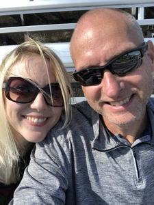 Dennis attended 2018 Martinsville Speedway First Data 500 on Oct 28th 2018 via VetTix