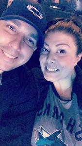 Michael attended San Jose Sharks vs. Columbus Blue Jackets - NHL on Nov 1st 2018 via VetTix