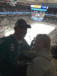 Richard attended San Jose Sharks vs. Columbus Blue Jackets - NHL on Nov 1st 2018 via VetTix