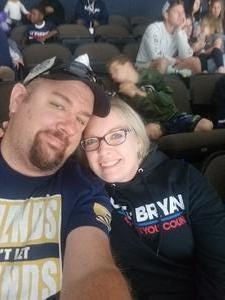 Mark attended Jacksonville Icemen vs. South Carolina Stingrays - ECHL on Oct 13th 2018 via VetTix