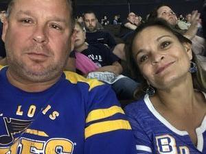 SOCS RET attended Jacksonville Icemen vs. South Carolina Stingrays - ECHL on Oct 13th 2018 via VetTix