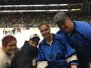 Stephen attended Jacksonville Icemen vs. Florida Everblades - ECHL on Nov 2nd 2018 via VetTix