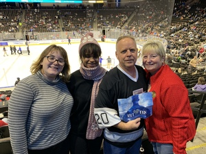 Kevin attended Jacksonville Icemen vs. Florida Everblades - ECHL on Nov 2nd 2018 via VetTix