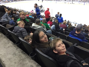 David attended Jacksonville Icemen vs. Florida Everblades - ECHL on Nov 2nd 2018 via VetTix